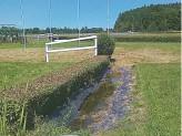 Doskok vodního příkopu